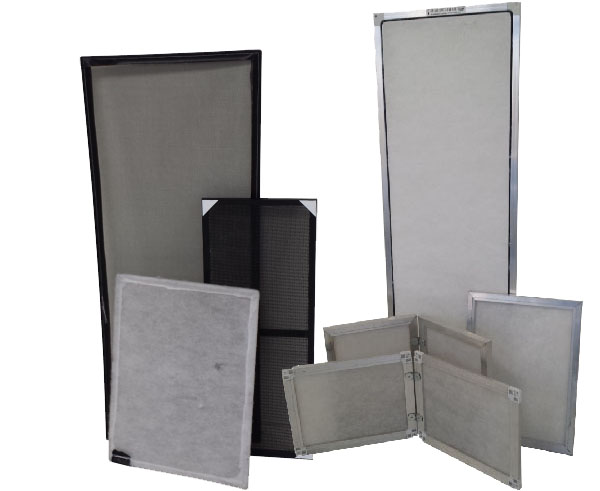 Flat Panel Filters