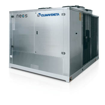 Reversible units, air source